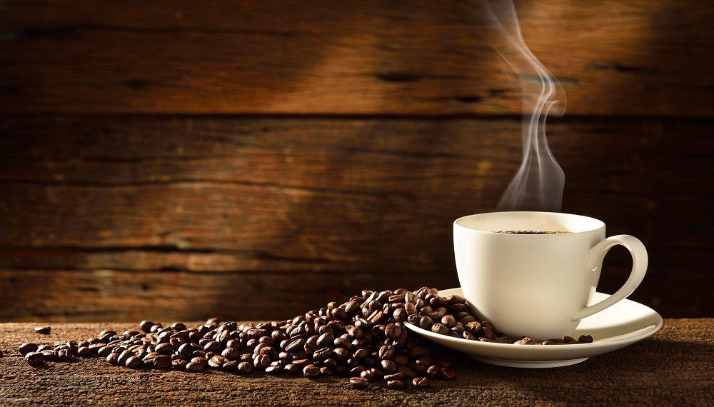 nyttigt med kaffe