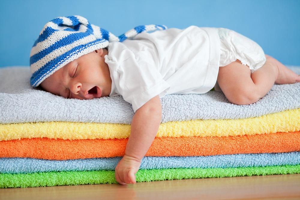 bebis med sömnproblem