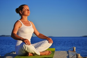 läckande tarm stress meditation