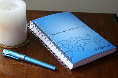 dagbok på kvällen