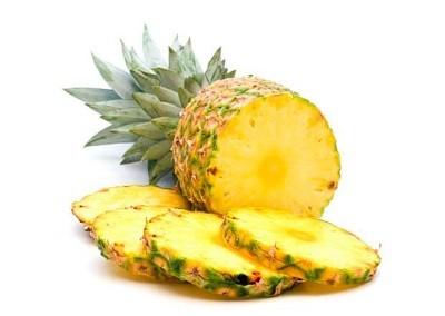 ananas hård i magen