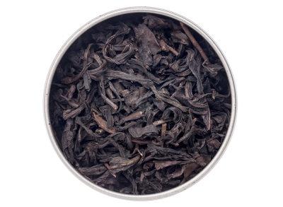 svart te förstoppning