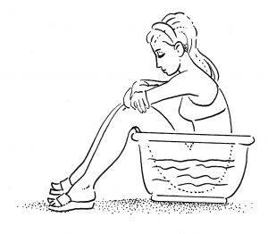 hur bli av med hemorrojder